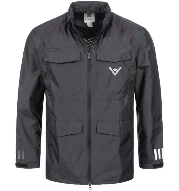 Adidas Originals X White Mountaineering Field Windbreaker ab 69,99€ (statt 119€)