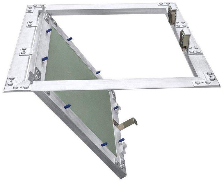 Hengda Revisionsklappe mit Aluminiumrahmen (200 * 300mm) für 14,69€ (Prime)
