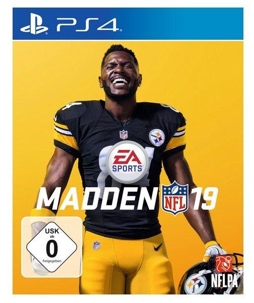 Madden NFL 19 (Playstation 4) für 5€ inkl. Versand (statt 24€)
