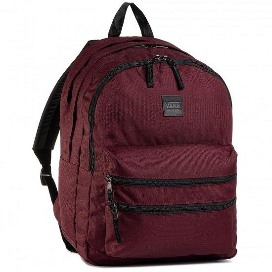 Vans Schoolin It Bac Rucksack in Rot für 25,90€ (statt 42€)