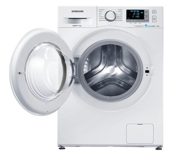 Samsung WF80F5EBP4W/EG Waschmaschine (EEK A+++) für 364€ inkl. VSK (statt 448€)