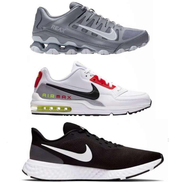 Nike Sneaker Bundle: Nike Reax 8 TR + Air Max Ltd 3 + Revolution 5 Sneaker für zusammen 132,97€ (statt 205€)