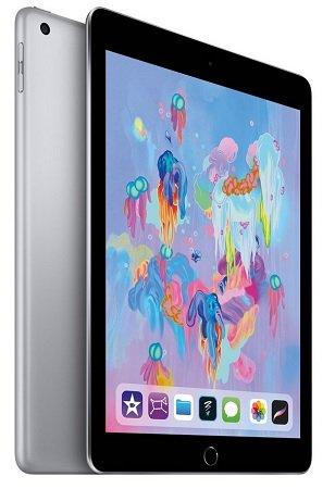 Apple iPad 2018 mit WiFi und 128GB Speicher für 350,91€ (statt 394€) - Ebay Plus