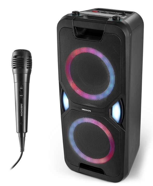 Medion P67038 Party Soundsystem mit 220 Watt für 99,99€inkl. Versand (statt 124€)