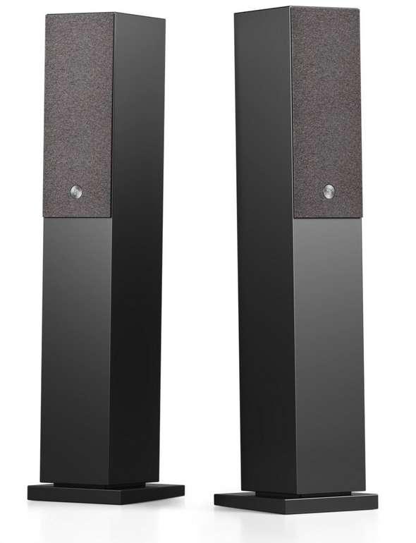 A36 TV-Standlautsprecher als Paar in zwei Farben für 499,99€ inkl. Versand (statt 778€)