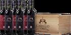 6 Flaschen Caballo de Oro Seleccion de Bodega in einer Holzkiste für 45,94€
