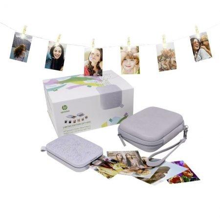 HP Fotodrucker Sprocket 200 Geschenkbox Luna Pearl für 79,98€ inkl. Versand