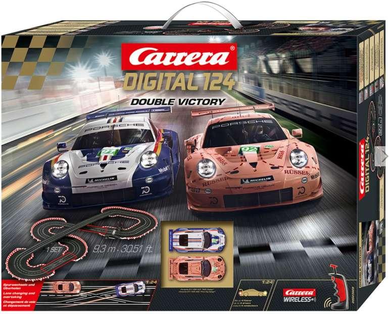Digital 124 Double Victory von Carrera für 388€ inkl. Versand (statt 455€) + 24,25€ Rakuten Punkte
