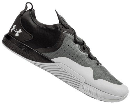 Under Armour Schuh TriBase Thrive 2 in Grau/Weiß für 49,95€ inkl. Versand (statt 72€)