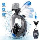 Faltbare Omorc Schnorchelmaske mit GoPro-Halterung für 15,49€ inkl. Versand