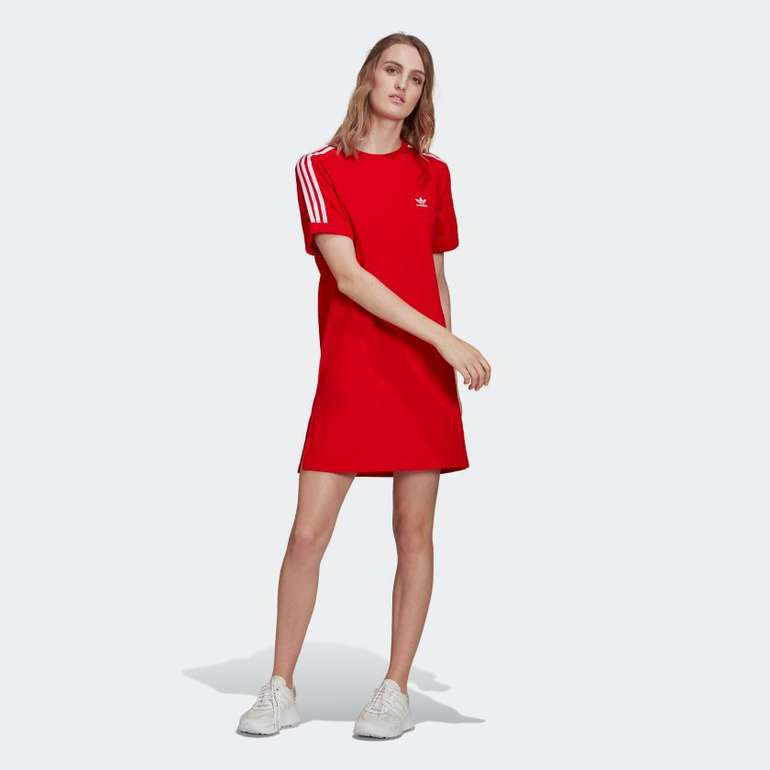 Adidas Adicolor Classics Roll-Up Sleeve Kleid in versch. Farben für 24,50€ inkl. Versand (statt 30€) - Creators Club!