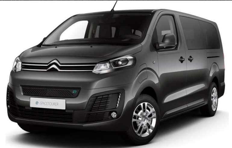 Gewerbeleasing: Citroën SpaceTourer mit 136 PS für 104,20€ netto mtl. (BAFA, LF: 0.22, Überführung: 1.049€)