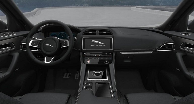 Jaguar F-Pace 20d Chequered Flag Leasing
