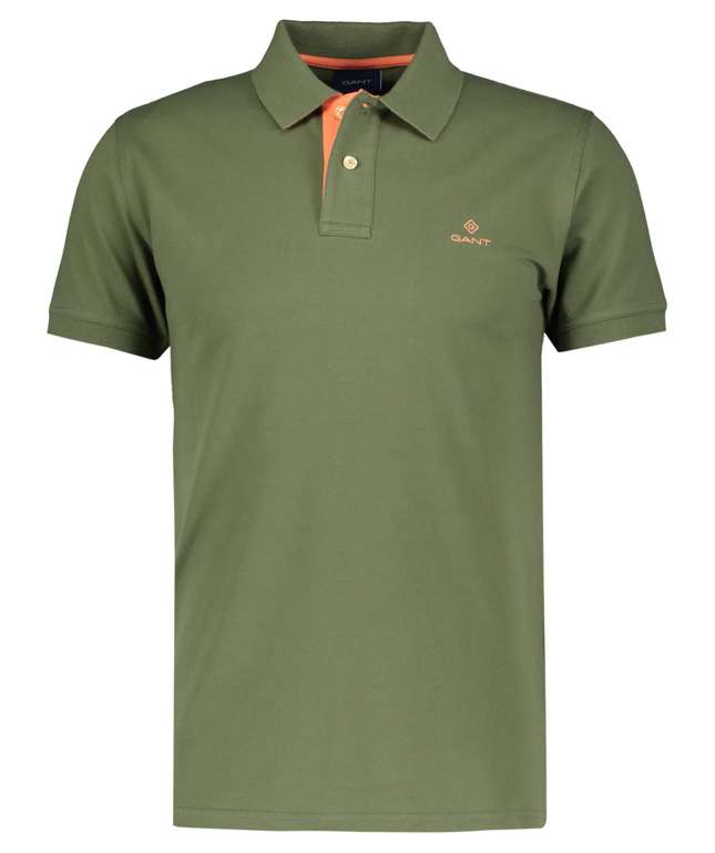 Engelhorn Summer Sale mit bis -70% Rabatt - z.B. Gant Herren Poloshirt Contrast Collar für 41,70€ (statt 57€)