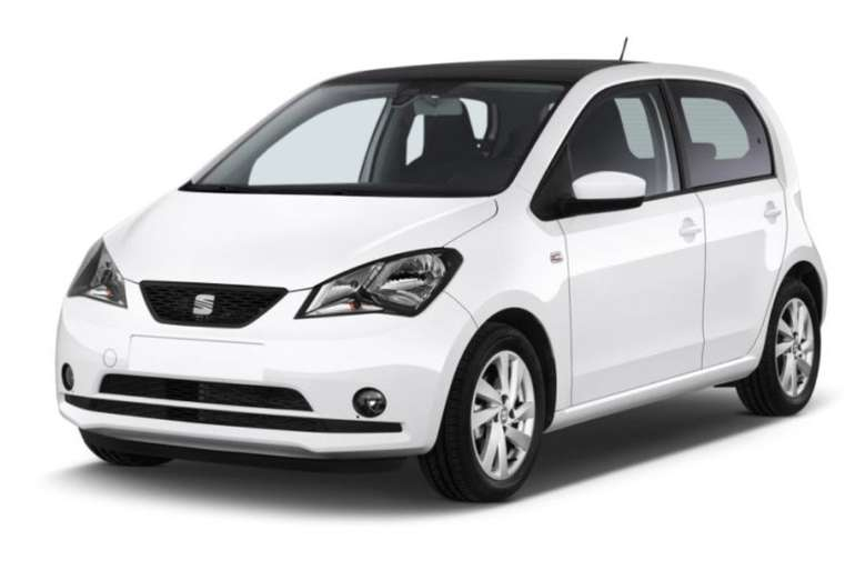 Vehiculum Black Week Leasing Angebote + 200€ Cashback - z.B. Seat Mii ab 115€ mtl.
