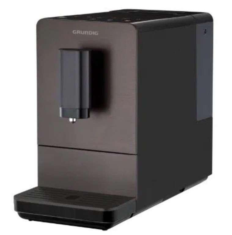 Grundig KVA4830 Kaffeevollautomat mit Touch-Display und Kegelmahlwerk für 229€ inkl. Versand (statt 255€)