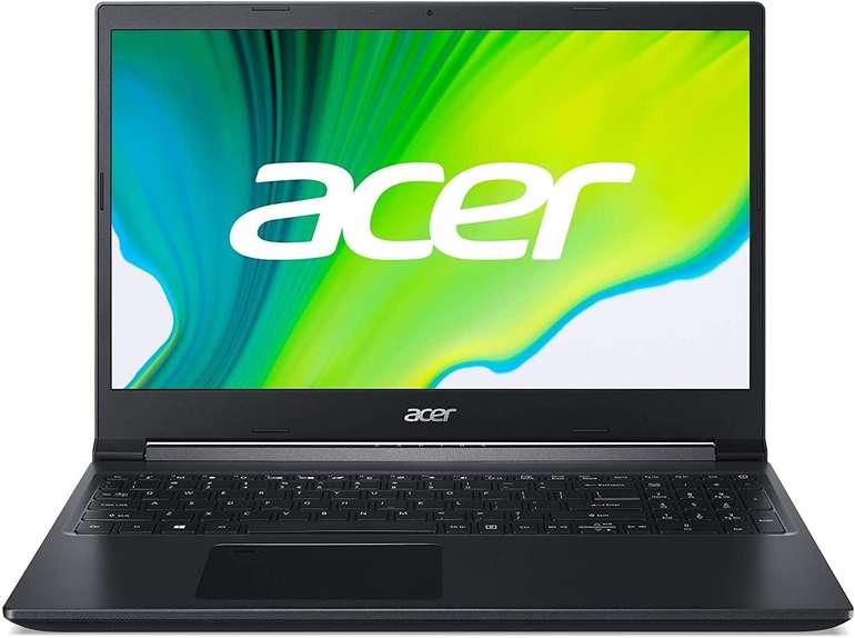 "Acer Aspire 7 (A715-41G-R5LR) - 15,6"" Notebook (Ryzen 5, 8 GB RAM, 512 GB SSD) je 581,11€ inkl. Versand"