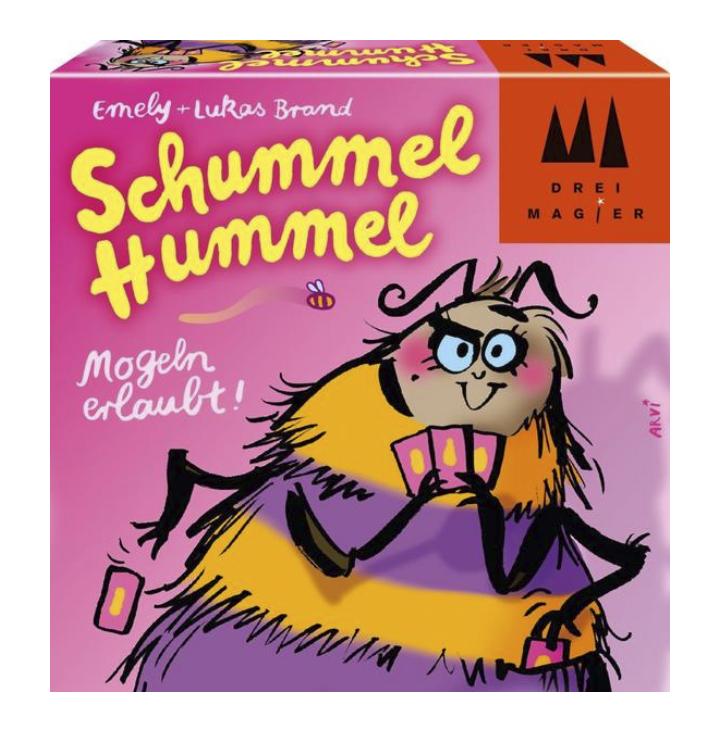 Schmidt 40881 - Schummel Hummel Familienspiel für 6,09€ inkl. Versand (statt 11€) - Thalia Club!