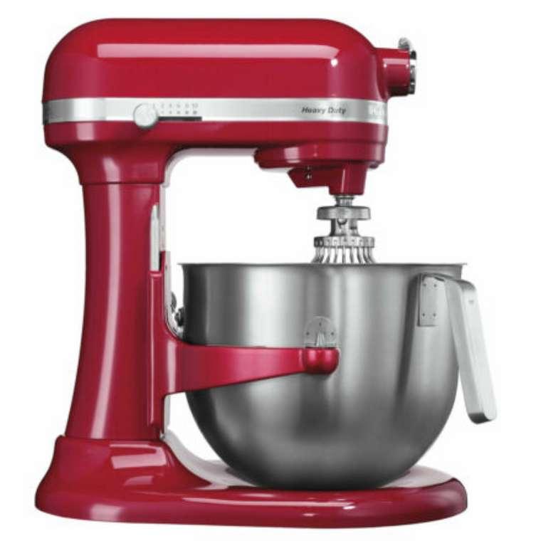 """Kitchen Aid 5KSM7591XE mit 6,9L """"Heavy Duty"""" Küchenmaschine für 549€inkl. Versand (statt 610€)"""