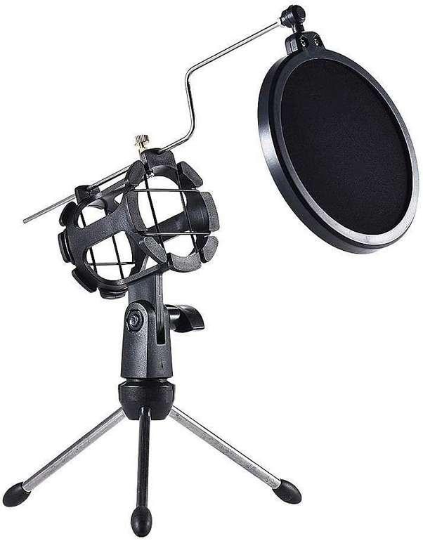 Docooler Mikrofonständer für 9,99€ inkl. Prime Versand (statt 18€)
