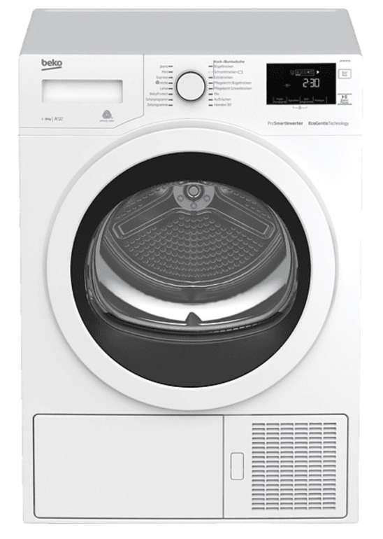 Amazon Prime Day: Beko DE8635RX Wärmepumpentrockner (8 kg, A+++) für 389,90€ (statt 470€)