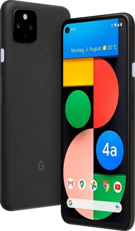Google Pixel 4a 5G - 6,2 Zoll Smartphone mit 128GB Speicher für 369€ (statt 412€) - Newsletter Gutschein!