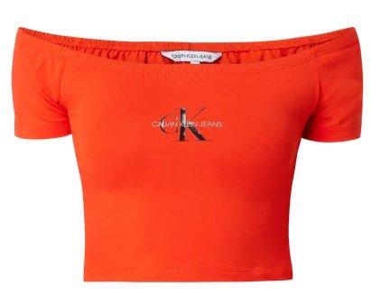 Calvin Klein Jeans Crop Shirt in 3 Farben für 19,54€ (statt 34€)