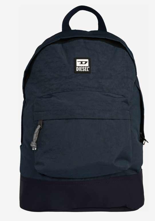 """Diesel Rucksack """"Bularo Violano"""" in nachtblau für 34,90€ inkl. Versand (statt 57€)"""