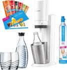 Sodastream Wassersprudler Crystal 2.0 Promopack in weiß zu 109,99€ inkl. Versand