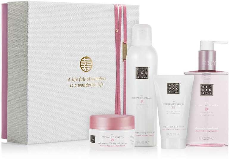 3 Ausgaben im Vogue Miniabo + Ritual of Sakura-Geschenkset (Wert: 30€) für 25€