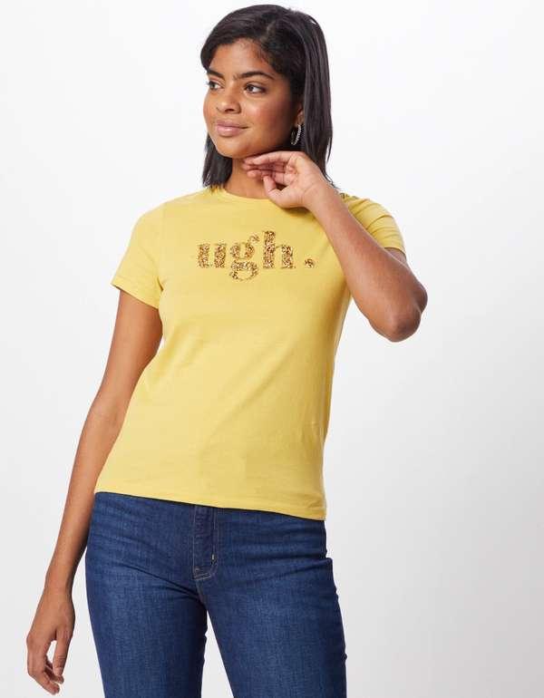 Only Damen T-Shirt 'Gita' in 3 Farben für je 15,22€ inkl. Versand (statt 18€)
