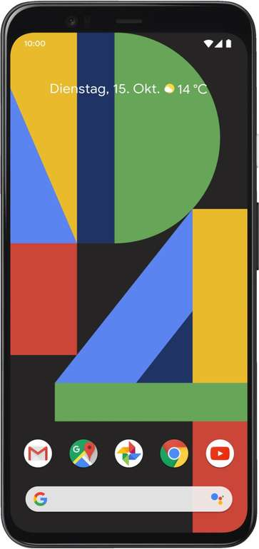 Vodafone Klarmobil Allnet Flat mit 8GB LTE + Google Pixel 4 (+99€) für nur 29,99€ mtl.