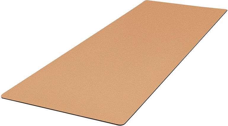 LeBone rutschfeste Kork Premium Yogamatte (185 x 66 cm) für 26,95€ inkl. Versand (statt 36€)