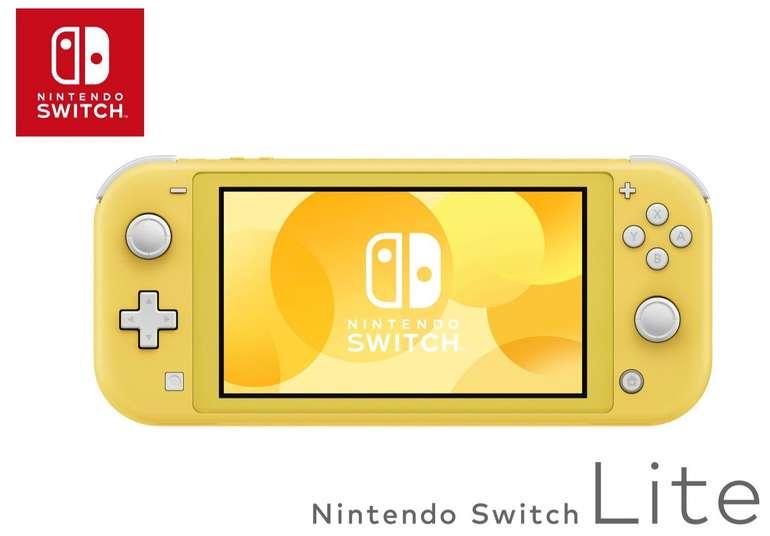 Nintendo Switch Lite Konsole (versch. Farben) für je 175,60€ inkl. Versand (statt 199€)