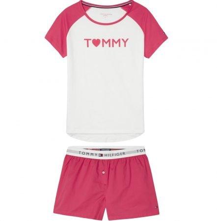 """Tommy Hilfiger Damen Shorty """"Set Love Woven Boxer"""" für 44,91€ (statt 64€)"""