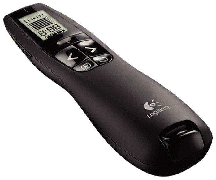 Logitech R700 Professional Presenter (Laser, Timer) für 39€ inkl. Versand (statt 44€)
