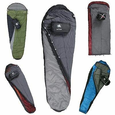 Top! 10T Decken- oder Mumienschlafsack inkl. Kompressions-Packsack für 19,99€ (statt 38€)