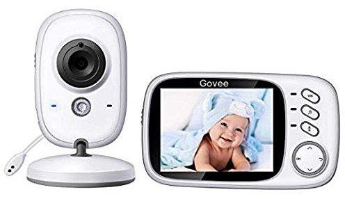 """Govee 3,2"""" Video-Baby-Monitor für 35,99€ + Infrarot-Fieberthermometer nur 9,59€"""