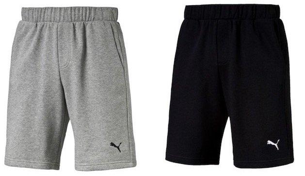 Puma ESS Herren Sweat Shorts für 15€ inkl. VSK (statt 23€)