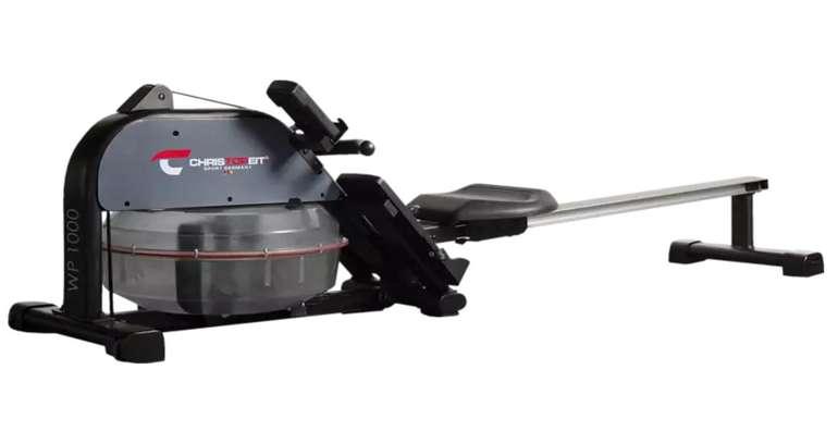 Christopeit WP 1000 mit Wasserwiderstand Ruderzugmaschine für 428,90€inkl. Versand (statt 532€)