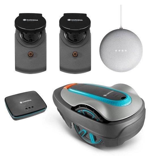 tink Summer Sale: Smarthome Produkte reduziert, z.B. GARDENA smart SILENO city 250 Bunde für 719€
