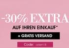 Designermode Ostersale: 30% Rabatt + VSKfrei - z.B. Vero Moda Shirt für 4,86€