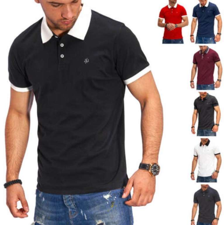 Verschiedene Jack & Jones Poloshirts für je 15,99€ inkl. Versand (statt 22€)