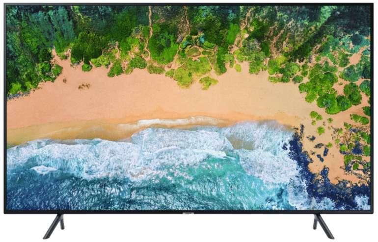 Samsung UE40NU7189 UXZG - 40 Zoll LED Ultra-HD Smart TV für 333€ (statt 485€)