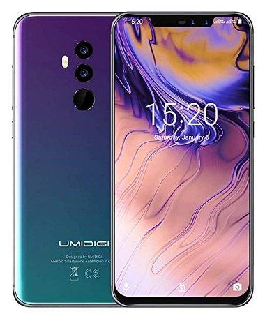 Umidigi Z2 Se - 6,2 Zoll Smartphone mit 4GB RAM + 64GB Speicher für 129,99€