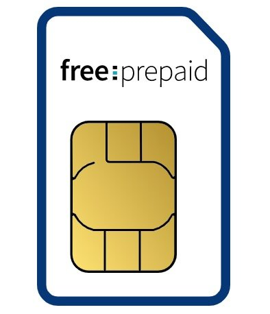 Free Prepaid-Freikarte: 1GB LTE (21,6 Mbit/s) + 100 Freieinheiten (Min. & SMS) im o2-Netz - 4 Wochen kostenlos!