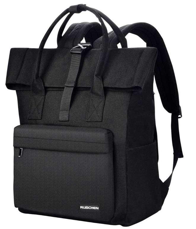 Ruschen Rucksack aus reißfestem Polyestergewebe für 14,26€ (Prime)