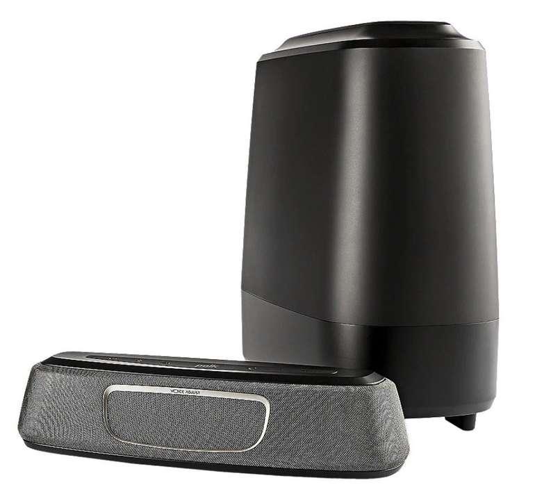 Polk Magnifi Mini Soundbar mit Wireless Subwoofer für 222€ inkl. Versand (statt 298€)