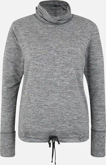 Nike Yoga Damen Sweatshirt in Grau für 21,56€ inkl. Versand (statt 30€)