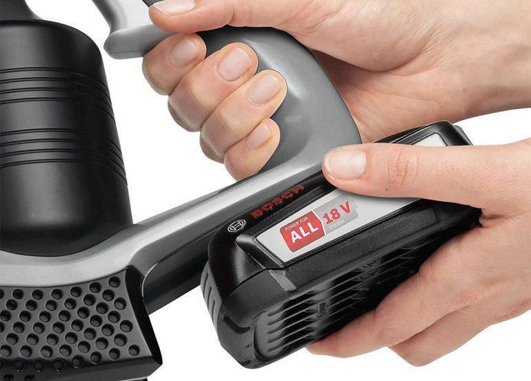 Bosch BCS1ULTD Unlimited Akkustaubsauger